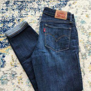 Levi's - 711 Skinny Jeans Size 26